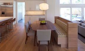 Building A Kitchen Bench - how a kitchen table with bench seating can totally complete your home