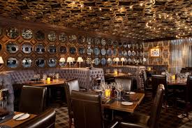 Las Vegas Restaurants With Private Dining Rooms The Barrymore Swanky Retro Las Vegas