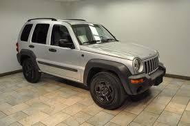 jeep liberty 2003 4x4 2003 jeep liberty sport 4x4 v6 2 7l 4th of july sale