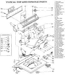 kenmore washer wiring diagram wiring diagram and schematic design