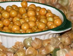 pineapple cossack pineapple ground cherry 0 06 g southern exposure seed