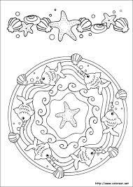 141 best mandalas images on coloring mandala