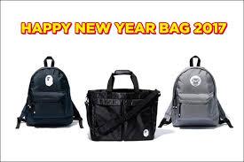 bag new year happy new year bag 2017 us bape