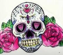sugar skull images on favim com page 4