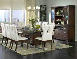 simply sydney piece dining set smoke brown unique dining room