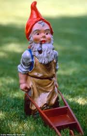 naff no gnomes can be posh from garden ornaments to the books