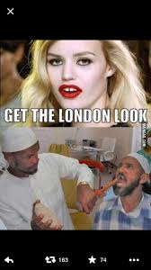 Get The London Look Meme - how to get the london look 9gag