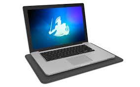 Desk Defender Defenderpad Laptop Emf Radiation U0026 Heat Shield Protection