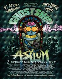 city nights san francisco halloween ghost ship halloween vii asylum 2 nights this year hushconcerts