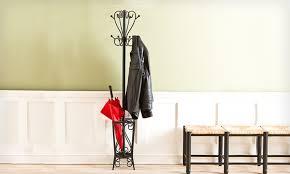 free standing coat rack wood u2014 home design ideas