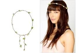 festival headbands flower headband from boohoo retro to go
