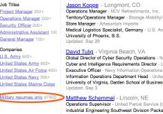 Resume Search Indeed Gorgeous Design Indeed Resume Search 5 Indeed Military Resume