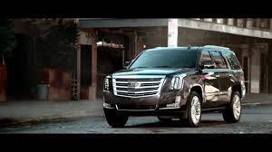 2016 cadillac escalade the herd commercial