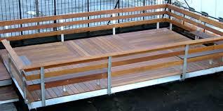 city decks modular decks for your backyard or roof deck