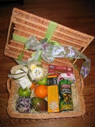 healthy snack gift basket distinctive gift ideas inc fresh fruit healthy snack basket