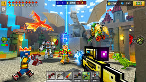 pixel gun 3d pocket edition 12 6 0 apk download android action