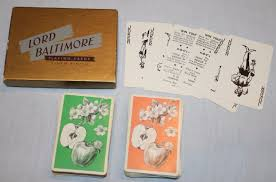 Play Pinochle Double Deck by Lord Baltimore Playing Card 5 Listings