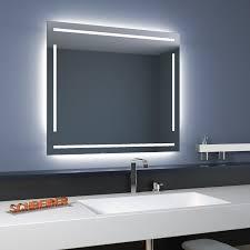 spiegel ablage bad spiegel mit led licht beste badspiegel mit led beleuchtung und