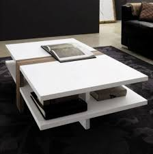 coffee table marvelous white modern coffee table picture concept