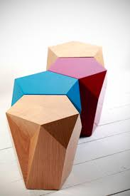 Minimal Furniture Design by Best 25 Geometric Furniture Ideas On Pinterest Furniture Design