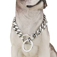 chain collar necklace images Silver phantom jewelry pitbull dog collar 20mm 28 jpg