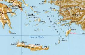 Map Of Crete Greece by Maps Of Locations In The Rescuers Facing History And Ourselves
