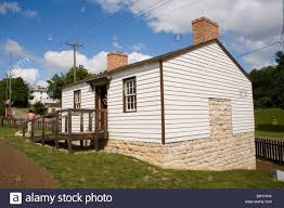 House Missouri by Huckleberry Finn House In Hannibal Missouri Stock Photo Royalty