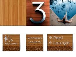 10 best interior signage images on pinterest signage design