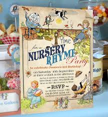 Nursery Rhymes Decorations Nursery Rhyme Decorations Nursery Decorating Ideas