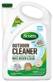 How To Clean Patio Slabs Without Pressure Washer Scotts Outdoor Cleaner Plus Oxiclean Outdoor Cleaners Scotts