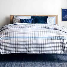 Duvet Covers For Queen Bed Humboldt Blue Duvet Cover Queen Unison