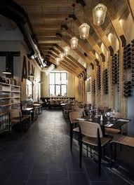 using lampe gras lamps in bar u0026 co restaurant in helsinki finland