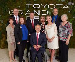 toyota financial toyota awards 1 million to collin county mobility collaborative