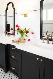vintage black and white bathroom ideas black and white powder room ideas toilet sink small bathroom