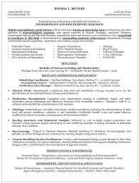 the exle of resume academic resume exles skywaitress co