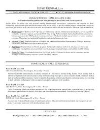 home health aide resume sample lukex co