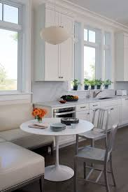 Dining Room With Banquette Seating by 213 Best Banquettes Images On Pinterest Kitchen Nook Dining