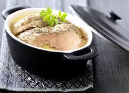 cuisiner un foie gras cru recette foie gras de canard du gers en terrine le de la