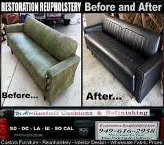 Upholstery Orange County Restoration Reupholstery Fred Curiel Laguna Orange County