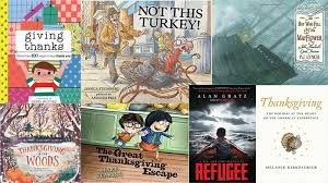 18 great thanksgiving books for and classrooms