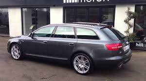 audi a6 avant 2 0 tdi s line le mans for sale at hillmore in