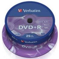 cd dvd virgem