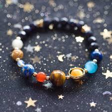 solar system bracelet apollobox