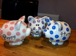 personalised piggy bank large pigasaurus piggy bank personalised money folksy