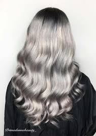 silver brown hair silver hair trend 51 cool grey hair colors tips for going gray
