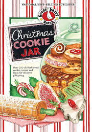 christmas cookie jar cookbook u2013 the crafty basket