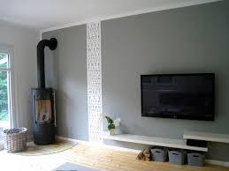 Moderne Wohnzimmer Deko Ideen Schlicht Gehaltenes Wohnzimmer In Weiß Und Grau Design