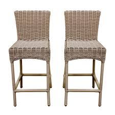 Pier One Leather Chair Bar Stools Backless Bar Stools Pier One Wicker Counter Big Lots