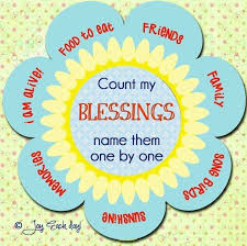 Counting Blessings Versus Burdens 14 Best Days Of The Week Quotes Images On