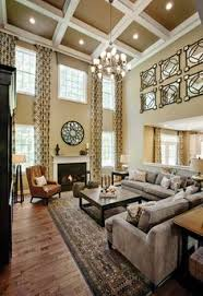 Model Home  Story Foyers TwoStory Family Room  Story Family - Two story family room